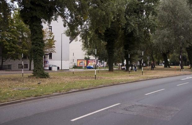 Markierungen - 21.9.2012 | Foto: H. Schwoerer