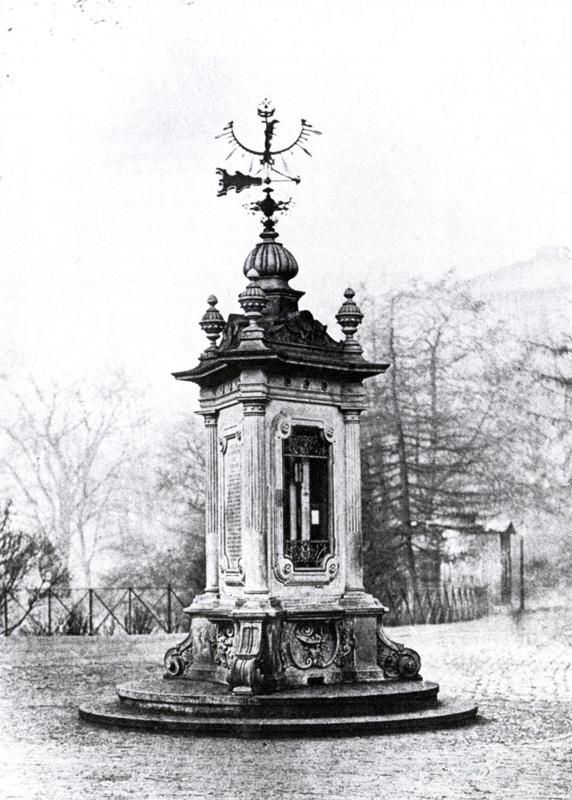 unmittelbar nach der Fertigstellung etwa 1883.jpg. Abhandlungen, herausgegebne vom Naturwissenschaftlichen Verein zu Bremen, VIII. Bd.jpg